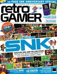 Retro Gamer issue Issue 187