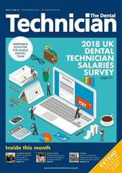 The Dental Technician Magazine issue November 2018