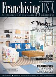 Franchising USA issue November 2018