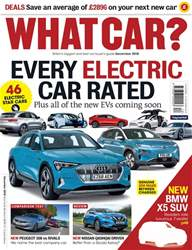 What Car Magazine issue December 2018