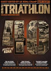220 Triathlon Magazine issue December 2018