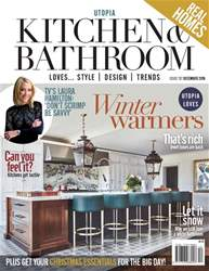 Utopia Kitchen & Bathroom issue December 2018