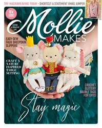 Mollie Makes issue Issue 99