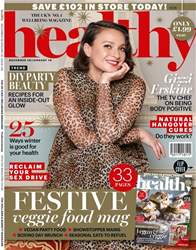 Healthy Magazine issue Dec/Jan 19