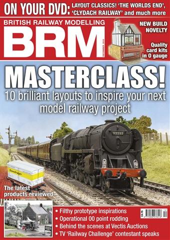 British Railway Modelling issue December 2018