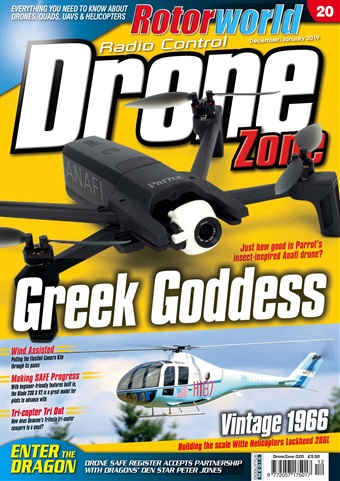 Radio Control Rotor World issue Nov/Dec 2018