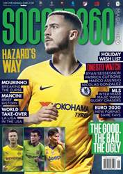 Soccer 360 issue Nov / Dec 2018 Issue 78 Holiday Issue