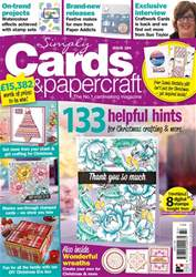 Simply Cards & Papercraft issue Issue 184