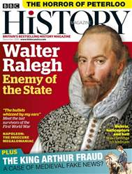 BBC History Magazine issue December 2018