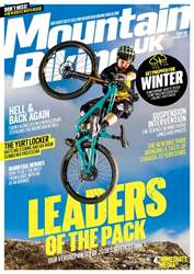 Mountain Biking UK issue November 2018