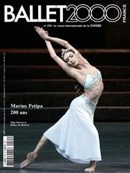 BALLET2000 Édition France issue BALLET2000 n°275
