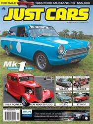 JUST CARS issue 19-05