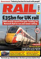 Rail issue Issue 865