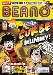 The Beano issue 10th November 2018