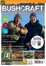 Bushcraft & Survival Skills Magazine issue Issue 77