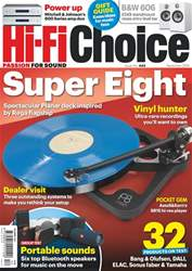 Hi-Fi Choice issue Dec-18