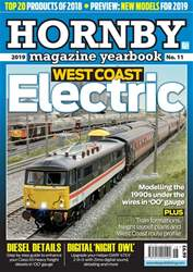 Hornby Yearbook 2019 bookazine issue Hornby Yearbook 2019 bookazine