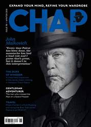 Chap issue Winter 2018