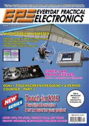 Everyday Practical Electronics issue Dec-18