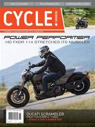 Cycle Canada issue Nov/Dec 2018