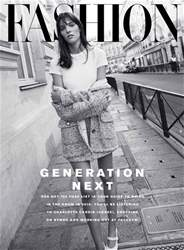 Fashion Magazine Magazine Cover