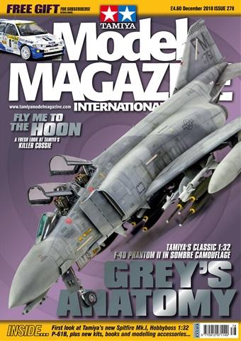 Tamiya Model Magazine issue 278
