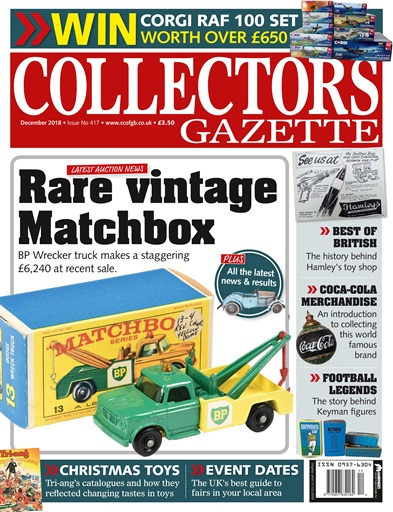 Collectors Gazette Magazine