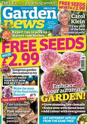 Garden News issue 10th November 2018
