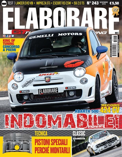 Elaborare GT Tuning Digital Issue