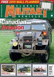 Classic Military Vehicle issue   December 2018