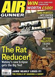 Airgunner issue DEC 18