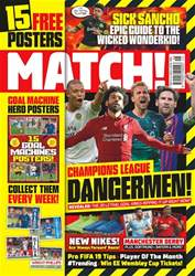 Match issue 06/11/2018