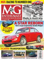 MG Enthusiast issue December 2018
