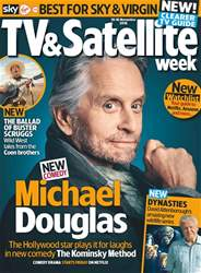 TV & Satellite Week issue 10th November 2018