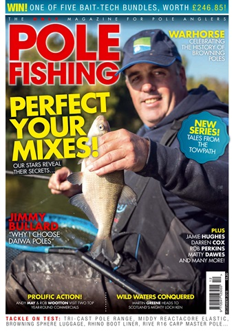 Pole Fishing issue December 2018