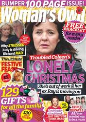 Womans Own issue 19th November 2018
