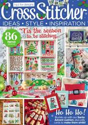 CrossStitcher issue December 2018