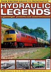Hydraulic Legends issue Hydraulic Legends