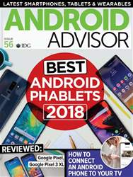 Android Advisor issue Issue 56