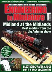 Engineering in Miniature issue December 2018