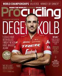 Procycling issue December 2018