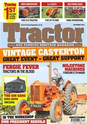 Tractor & Farming Heritage Magazine issue December 2018