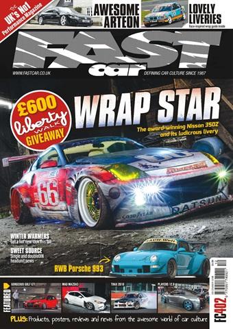 Fast Car issue December 2018