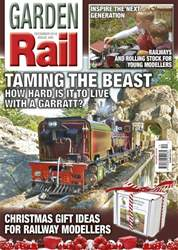 Garden Rail issue December 2018