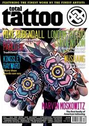 Total Tattoo Magazine Cover