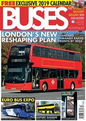 Buses Magazine issue   December 2018