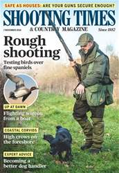 Shooting Times & Country issue 7th November 2018