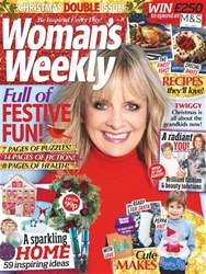 Womans Weekly issue Double Issue