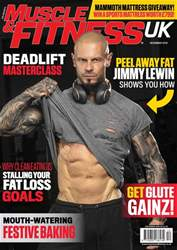 Muscle & Fitness Magazine issue Dec 2018