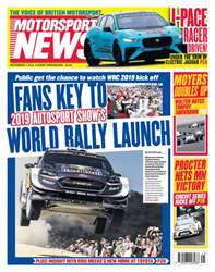 Motorsport News issue 7th November 2018